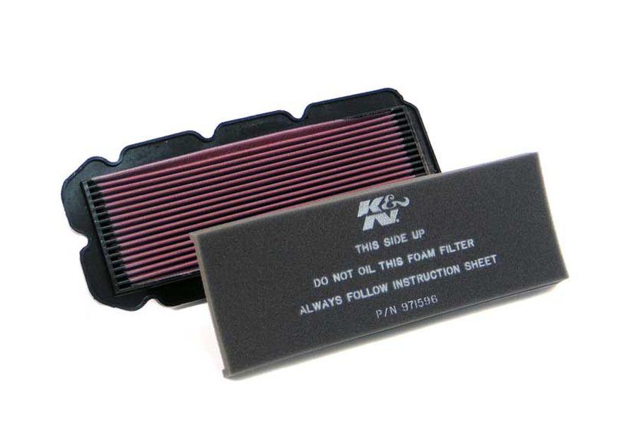 【送料無料】【K&N(ケーアンドエヌ)】 リプレイスメント エアフィルター GL1500 VALKYRIE 97-03用 【世界NO.1の品質と性能】