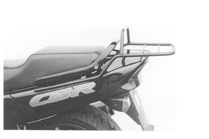 【ヘプコアンドベッカー(HEPCO&BECKER)】 トップケースキャリア リアラック ブラック CBR1000F 93-99 適応:CBR1000F 93-99 【650196-0101】 【キャリア/関連パーツ】