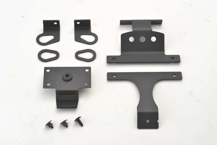 【PLOT(プロト)】 フェンダーレスキット PFL352 PLOT フェンダーレスキット 適応車種:MT-07、ABS 14-17 【バイクカスタムパーツ 適応車両 MT-07、ABS 14-17】
