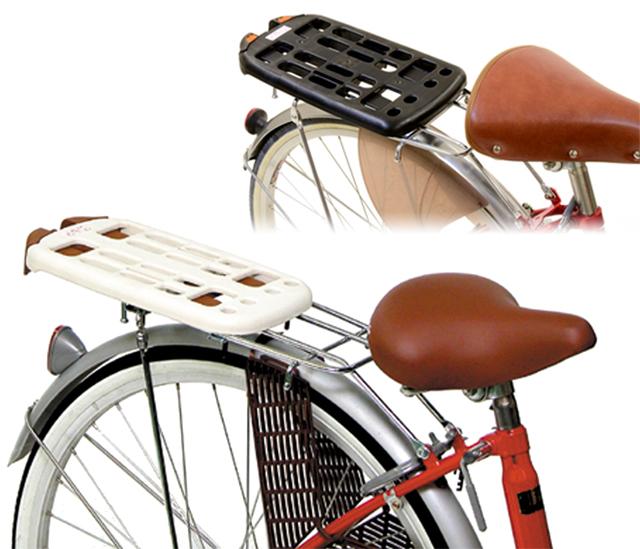 別売りのFCアダプター FCS-005 との組み合わせ可能 OGK技研 自転車後ろ用荷台ベース 日本製 人気の製品 B-2 グレー アイボリー FCベース台 カゴをワンタッチで取り外し フリーキャリーシステムをご使用いただく為に必要 ブラック 最新アイテム