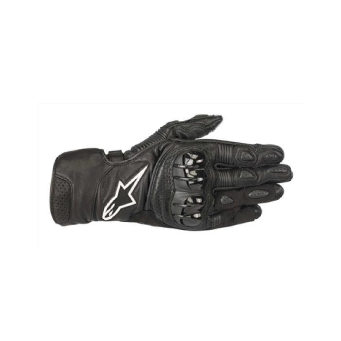 【Alpinestars(アルパインスターズ)】 SP-2 V2 グローブ 10 ブラック S-3XL?ミッドカフグローブ スマホ対応 バイクグローブ 【レースグローブ】