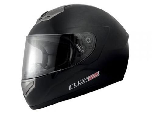【LS2(エルエスツー)】マーズ (MARS) メタリックブラック フルフェイスヘルメット UVカットシールド・バイザー標準装備 【SG規格取得・公道走行可】