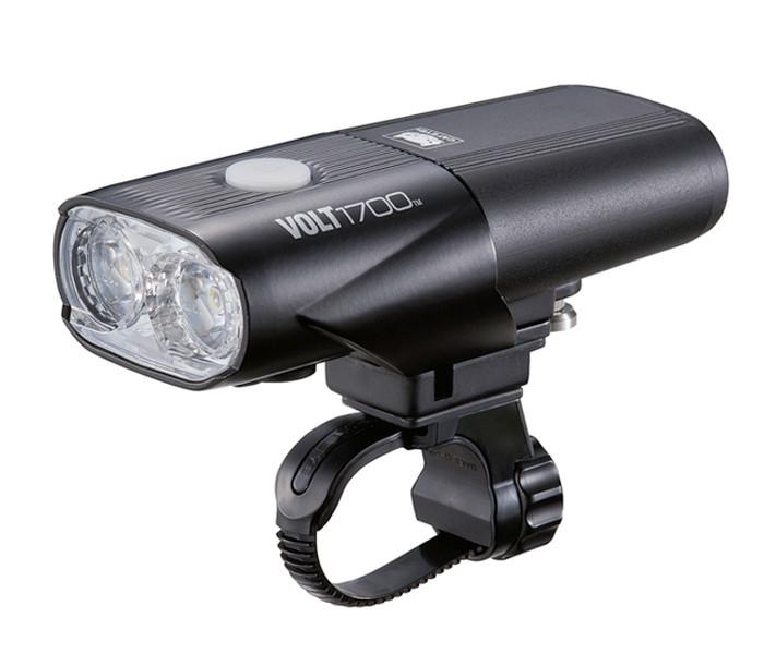 【送料無料】【CATEYE(キャットアイ)】 自転車用フロントライト HL-EL1020RC VOLT1700 超高輝度約1700ルーメンの充電式ライト 電池残量が分かるインジケーター搭載 【ライト・リフレクター】