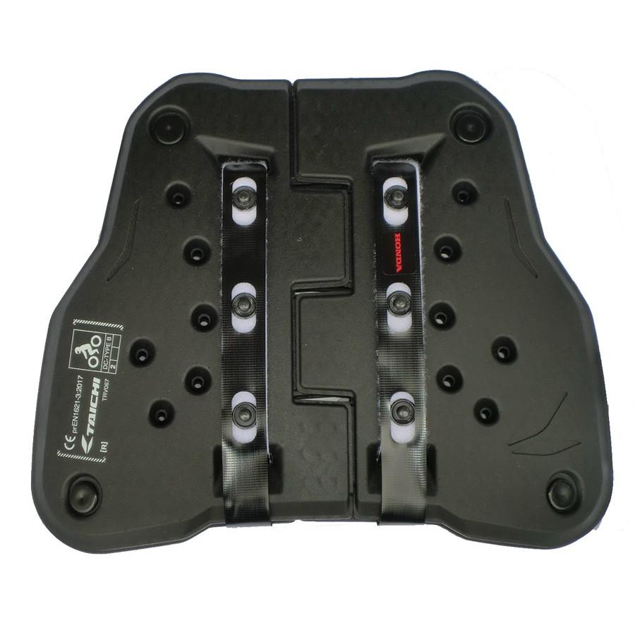 【送料無料】【Honda × RSタイチ】 テクセル チェストプロテクター セパレート(ボタンタイプ) 【新発売】