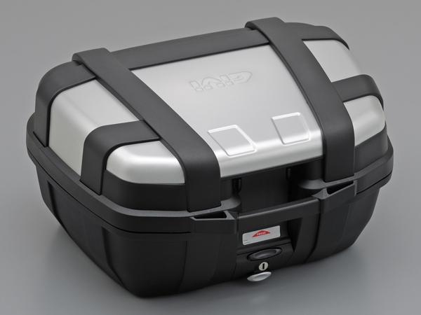 【4909449419243】【送料無料】【DAYTONA(デイトナ)】 GIVI 【TRK52N】 ジビトレッカー TREKKER 52L 最大積載10kg リアボックス 【モノキーベース用】