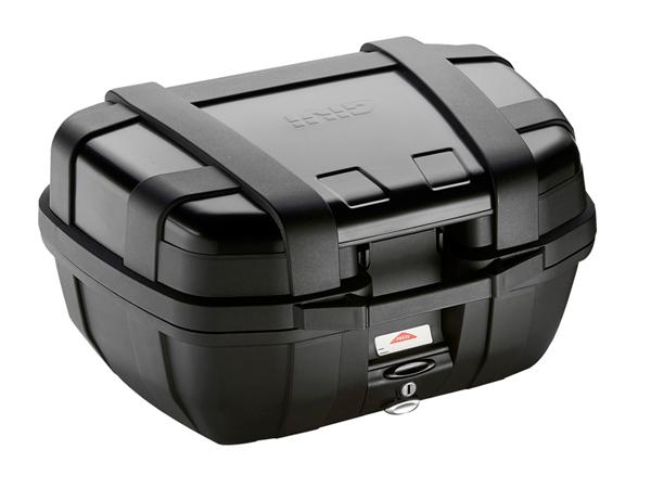【送料無料】【DAYTONA(デイトナ)】 GIVI 【TRK52B】 ジビトレッカー TREKKER 52L ブラックライン リアボックス 【モノキーベース用】