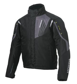 【HONDA(ホンダ)】 プロテクトショートウインタージャケット(ブラック、ブルー、レッド)M~LLサイズ 【秋冬ジャケット】