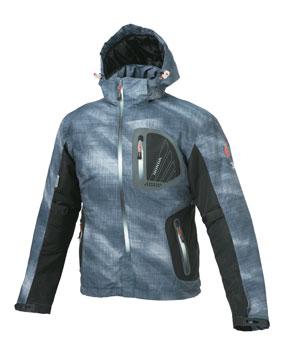 【HONDA(ホンダ)】 プロテクトウインターパーカー(スモークグレー)3Lサイズ 【秋冬ジャケット】