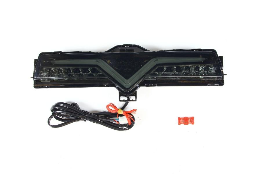 【ヴァレンティ(VALENTI)】 VALENTI  LEDバックフォグ ライトSM/BKクローム 86/BRZ バックフォグ付車 【BFT86Z-SB-1】