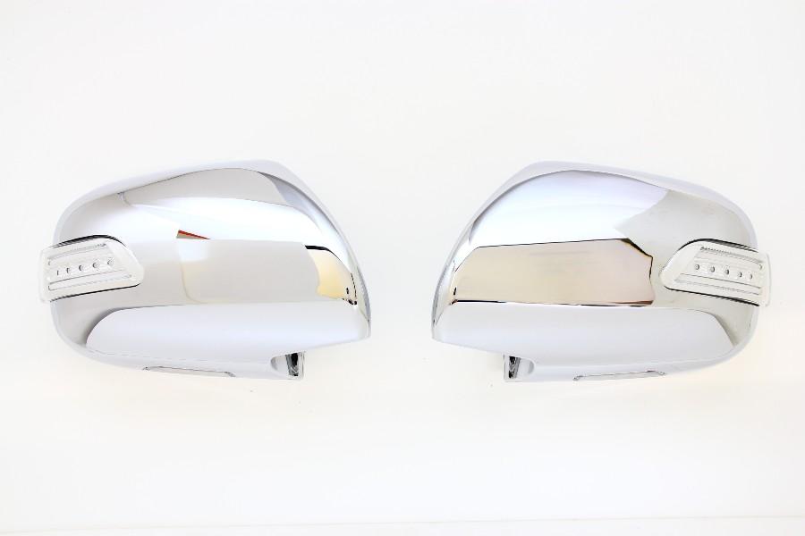【ヴァレンティ(VALENTI)】 VALENTI LEDドアミラーウインカー ハイエース200系 クリア/BLU/CRM 【DMW-200CB-999】