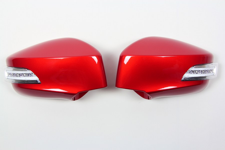 【ヴァレンティ(VALENTI)】 VALENTI LEDドアミラーウィンカー 86/BRZ クリア/WHT オレンジメタ 【DMW-86ZCW-H8R】