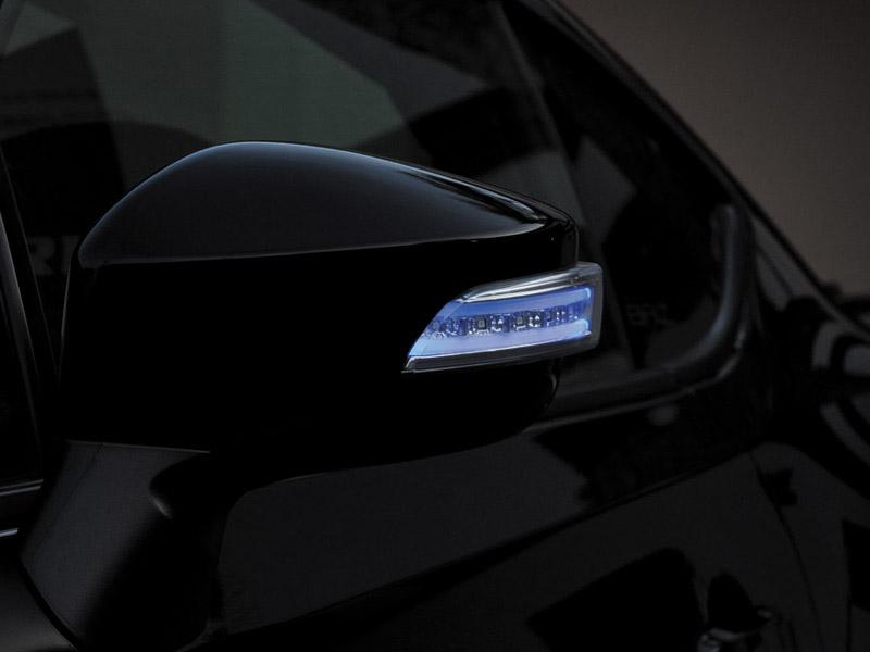 【ヴァレンティ(VALENTI)】 VALENTI LEDドアミラーウィンカー 86/BRZ ライトSM/BLU Rレッド 【DMW-86ZSB-C7P】