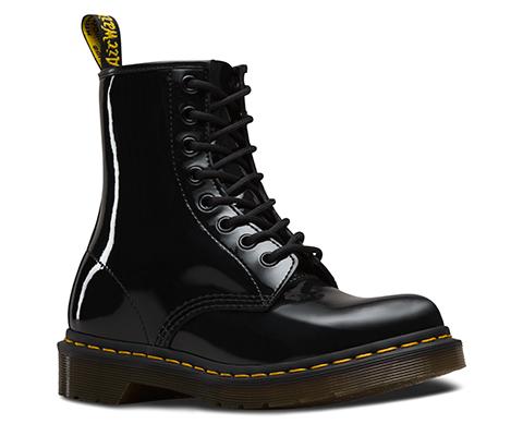 【ドクターマーチン】 CORE(コア) 1460 パテント 8ホールブーツ ブラック 3~9【drm11821011】