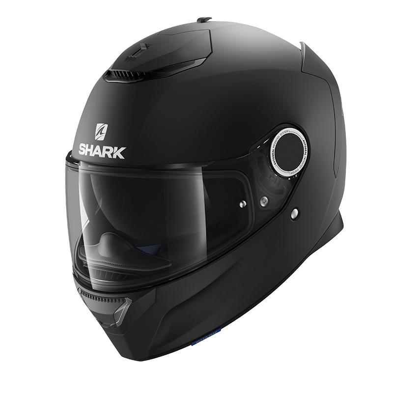 【送料無料】【YAMAHA Y`S GEAR】 スパルタン マットブラック (SPARTAN Black Mat) 【シャークヘルメット】