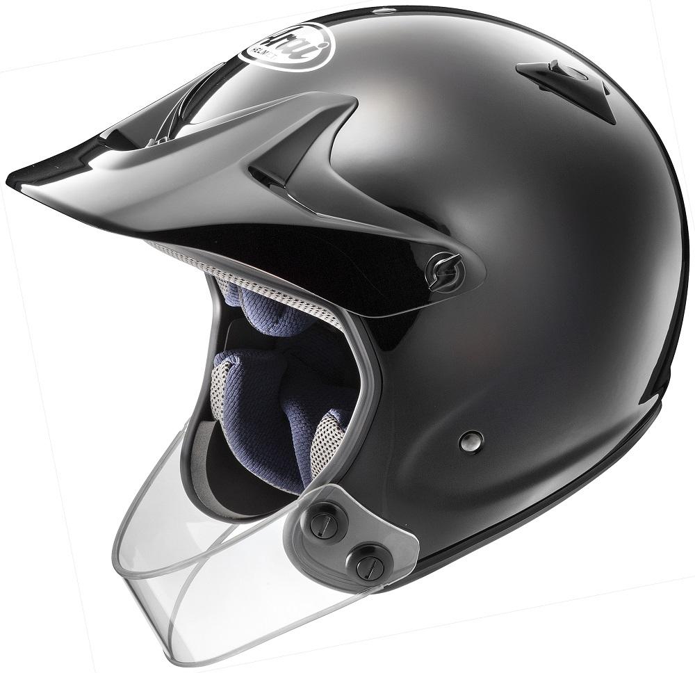 【4530935457908】【ARAI (アライ)】 オフロードヘルメット ハイパーT プロ 黒 55-56cm 【HYPER T PRO】