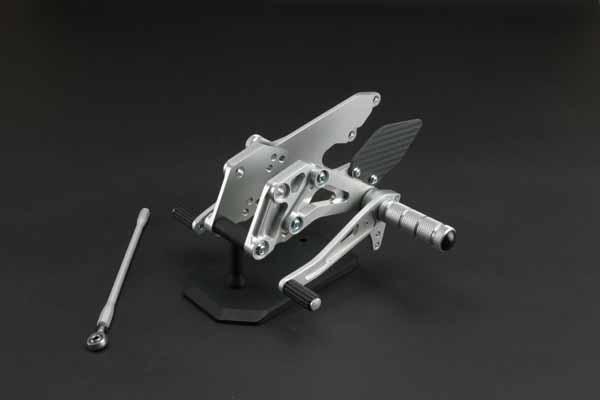 【スパイス (spice)】 タクティカルステップ 3POS ZX-12R -06 【カスタムパーツ】