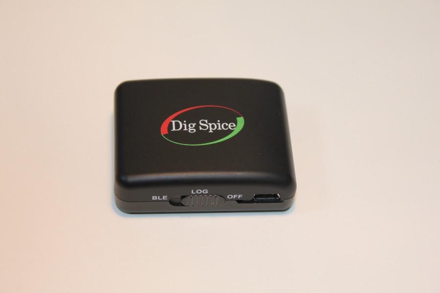 【4582195393984】【送料無料】【スパイス(spice)】 Nプロジェクト 超小型走行解析ツール GPSロガー デジスパイス 3 【カスタムパーツ】