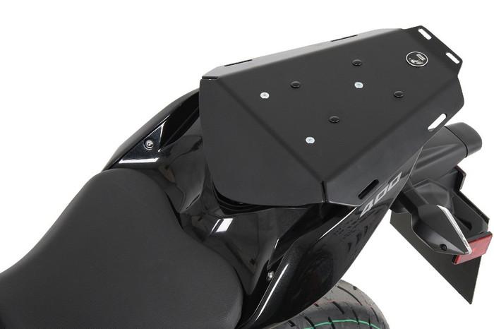 【ヘプコアンドベッカー】 12月下旬頃 キャリア(ケースホルダー) スポーツラック ブラック Ninja400 18 【6702532 00 01】