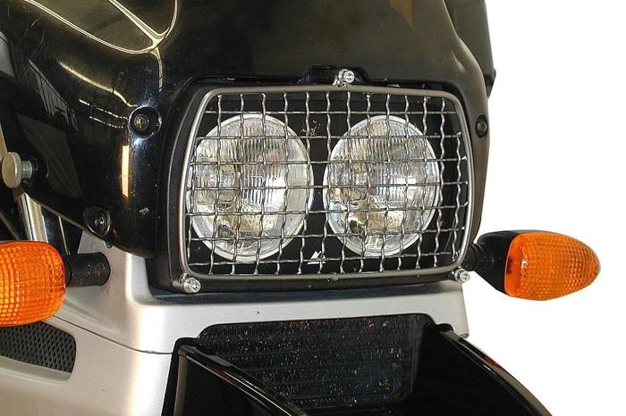 【送料無料】【ヘプコアンドベッカー】 1月下旬頃入荷 ガード(スライダー) ヘッドライトグリル ブラック R850/1100GS 【700620 00 01】