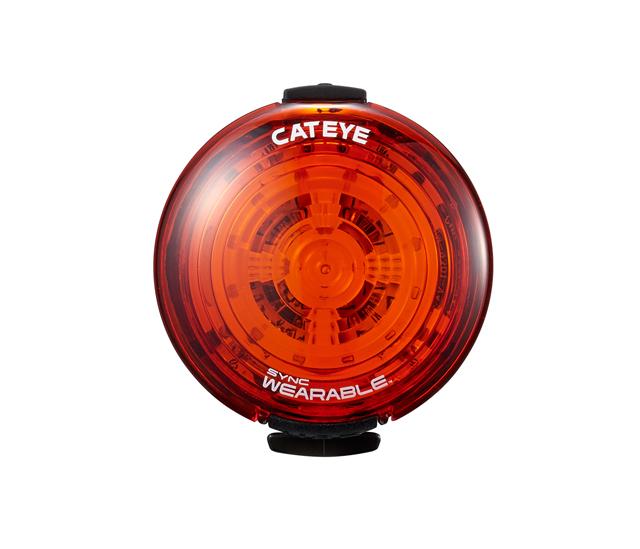 【CATEYE】 【4990173033690】 ウェアラブルセーフティライト (SL-NW100 SYNC WEARABLE) 【CatEyeSYNC対応】