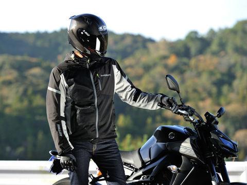 【送料無料】【DAYTONA(デイトナ)】 【4909449532348】98840HBJ056ハ゜ーカー/BK/SV/M 98840【軽快で安全性の高いジャケット】