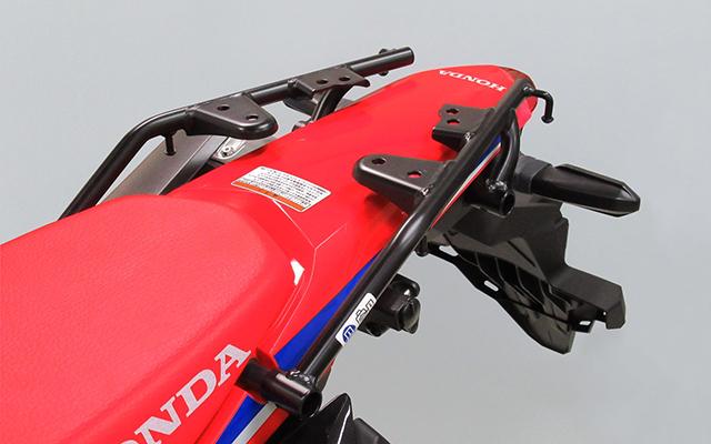 【ファッション通販】 【送料無料】【Honda(ホンダ)】 純正 21年モデルCRF250L 250RALLY(ラリー)共用 キャリアサポート 純正用品 リア 08L70-K1T-E10【純正のリアボックスの装着に】, Renard a9cec8b0