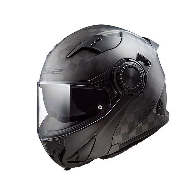 【LS2(エルエスツー)】 SG認証 カーボンシステムヘルメット VORTEX(ボルテックス)日本正規品 S-XXL carbon 14099104