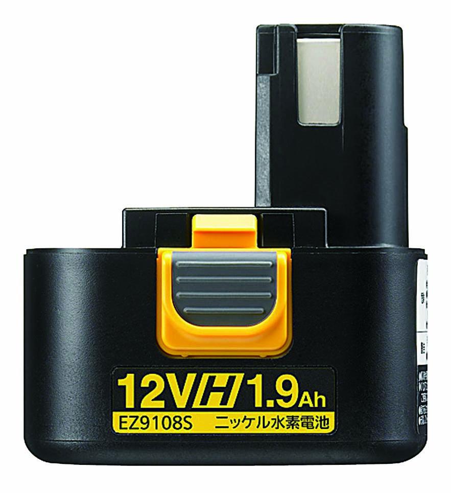 【送料無料】【パナソニック】 【4547441616507】EZ9108S ニッケル水素電池パック (Hタイプ・12V) EZ9108S