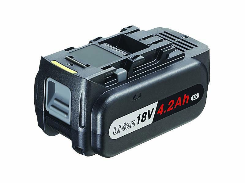 【送料無料】【パナソニック】 【4549077103192】EZ9L51 リチウムイオン電池パック (18V・4.2AH) EZ9L51