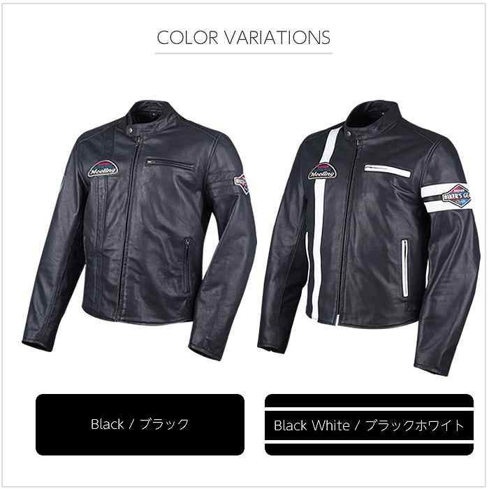【送料無料】【デグナー(DEGNER)】 18SJ-7 メッシュレザージャケット 2色 【WEB正規代理店】