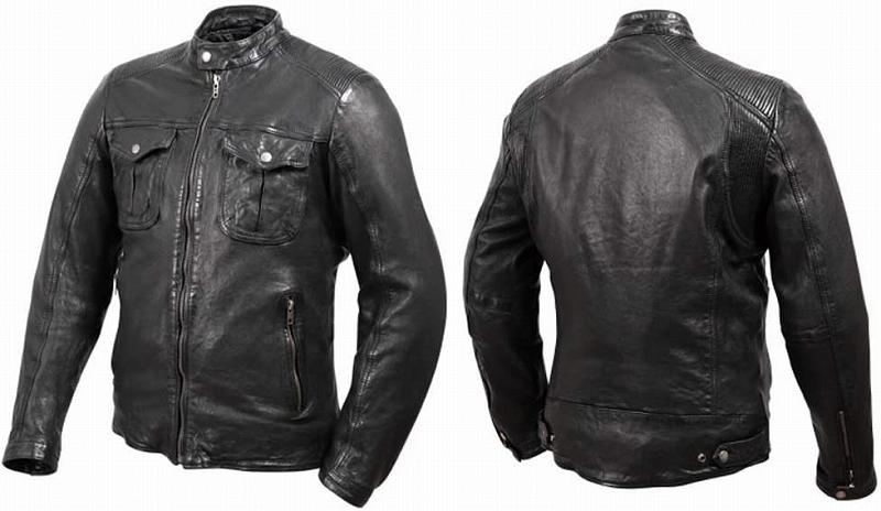 【送料無料】【デグナー(DEGNER)】 19WJ-12 ウォッシュレザージャケット ブラック 【WEB正規代理店】