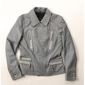 【送料無料】【デグナー(DEGNER)】 FR16SJ-4 レディースシープジャケット-GY 【WEB正規代理店】