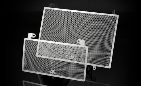 【ヴォーグ】 【4562310070631】VORGUE コアガードセット ステンレス GSX-R1300 HAYABUSA 08- VGJ4301 SUS