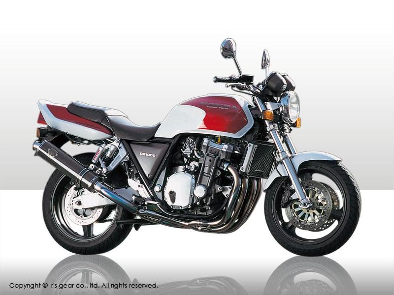【代引不可】【r's gear】 アールズギア ワイバン シングル オーバルTI CB1000SF WH05-01OT【必ず購入前に適合・仕様をご確認下さい】 【4582329780345】