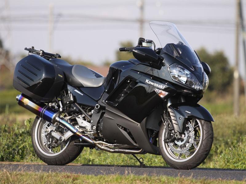 【代引不可】【r's gear】 アールズギア ソニック シングル DB 1400GTR 07-12 SK18-01DB【必ず購入前に適合・仕様をご確認下さい】 【4582329785401】