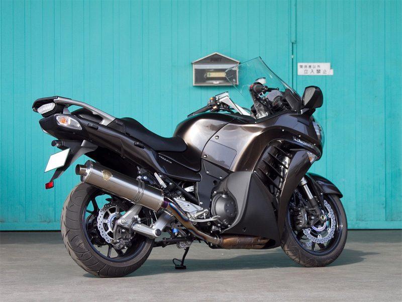【送料無料】【代引不可】【r's gear】 アールズギア ワイバン S/O DB 1400GTR 07-12 WK18-03DB 【4582329785746】