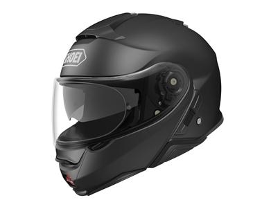 【送料無料】[SHOEI] 【NEOTEC II/ネオテック2】 マットブラック L  システムヘルメット(フリップアップ) ショーエイ[4512048475352]