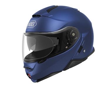 [SHOEI] 【NEOTEC II/ネオテック2】 マットブルーメタリック XL  システムヘルメット(フリップアップ) ショーエイ[4512048475413]