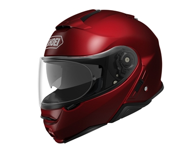 【送料無料】[SHOEI] 【NEOTEC II/ネオテック2】 ワインレッド S  システムヘルメット(フリップアップ) ショーエイ[4512048475536]