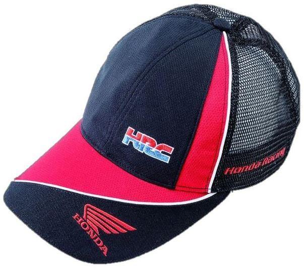 送料無料 18%OFF メッシュ部分はナイロン素材 ホンダ HONDA 帽子 レーシングメッシュキャップ 0SYEP-Y8K-KF ブラック 永遠の定番 GEAR RIDING ライディングギア