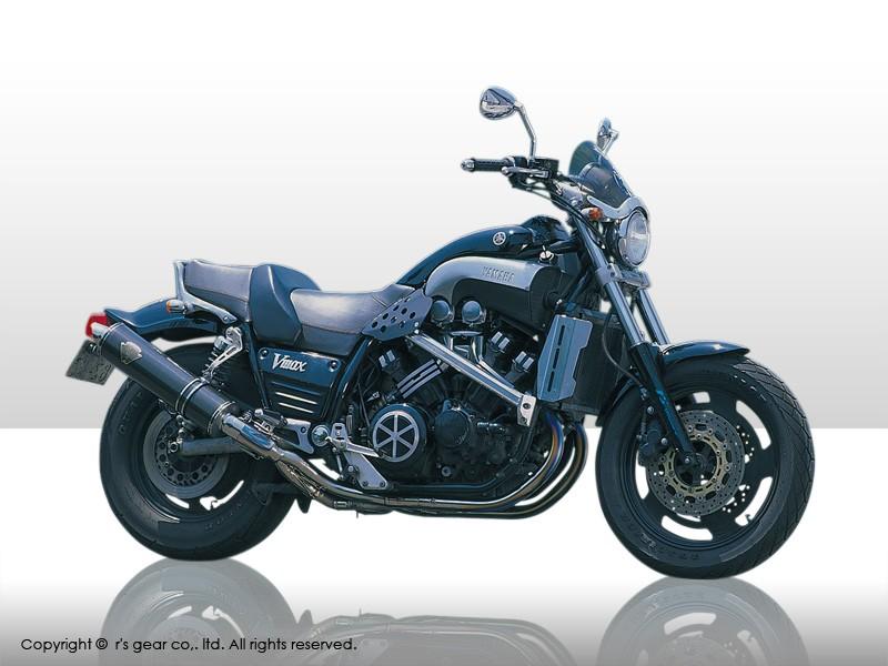 【アールズギア (r's gear)】 【4582329780888】ワイバン ツイン オーバルDB V-MAX 【WY03-02OD】 P040-6222