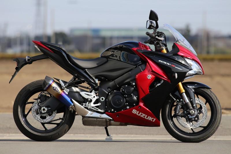 【アールズギア (r's gear)】 【4582329787214】ワイバンリアルSP S/O DB GSX-S1000/F ABS 【RS11-C5RD】 P069-1652