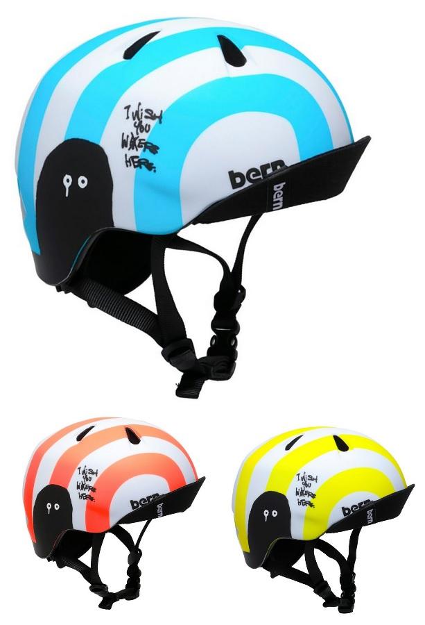 送料無料 国内正規品 Bern バーン 神山隆二コラボモデル NINO ニーノ 男の子 女の子 子供用 キッズ S-Mの2サイズ 自転車 2020秋冬新作 ジュニア XS-S ストライダー 贈り物 全3色 NINO-K ヘルメット