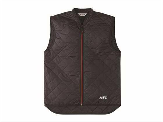 【KTC】 【4989433842134】YG-104L2 * .防寒インナーヘ゛スト YG-104L2