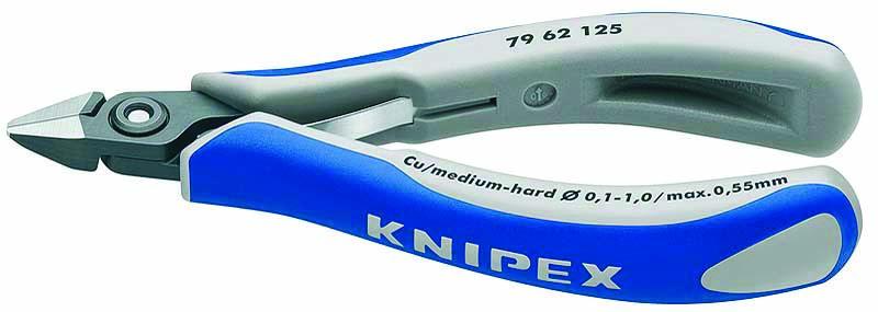 【KNIPEX(クニヘ゜ックス)】 【4003773065142】7962-125 エレクトロニクスニッハ゜ー 7962-125
