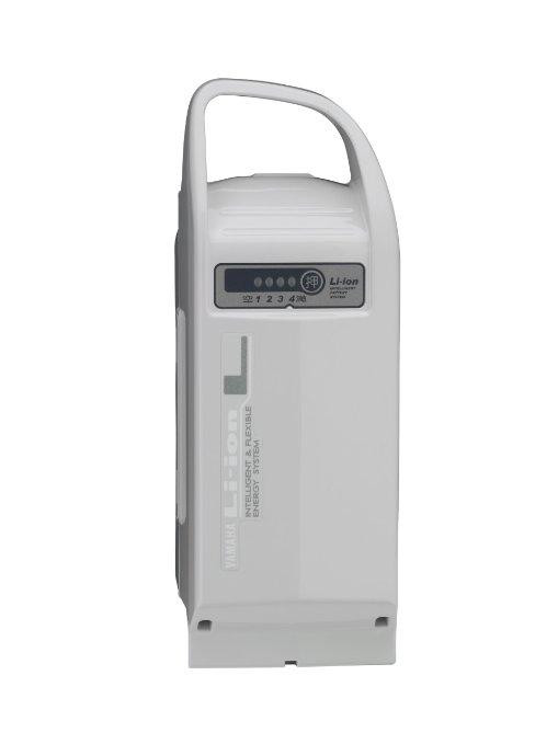 【送料無料】【ヤマハ純正】 04~10年モデル対応 リチウムLバッテリー 8.1Ah X60-02 グレー ヤマハPAS専用【9079325115】【YAMAHA】