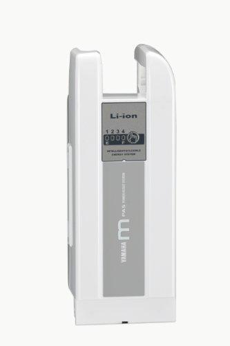 【送料無料】【ヤマハ純正】 11~12年モデル対応 リチウムMバッテリー 6.6Ah X82-A1 ホワイト ヤマハPAS専用【9079325123】【YAMAHA】