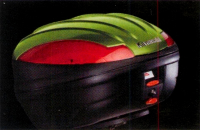 【送料無料】【カワサキ純正】 トップケース(リアボックス) Ninja ZX-14R '12【E232LUU0020】【KAWASAKI】