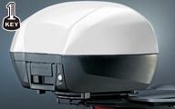 【ホンダ】【VFR1200F】 トップボックス 33L:ワン・キー・システムタイプ(パールサンビームホワイト)【08L55-MGE-021】【HONDA】
