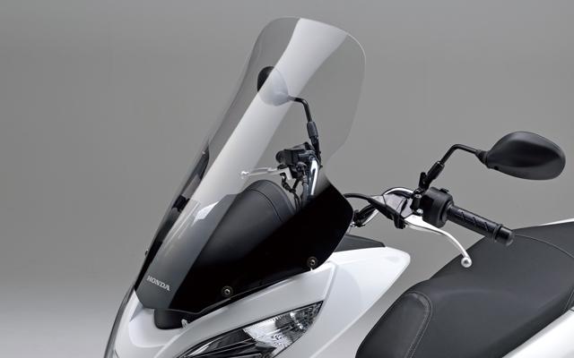 送料無料 【Honda純正】【ホンダ】【2015年 PCX PCX150】ボディマウントシールド【08R70-K35-J00】 風防・スクリーン